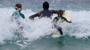 Baby-Surf à Mare e Sole